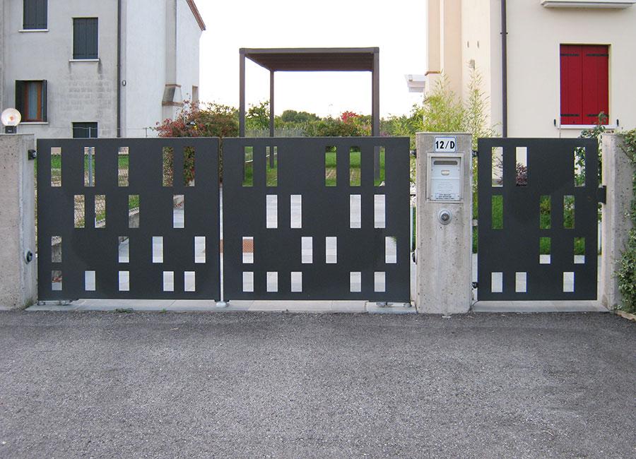 Gallina Livio Arte E Tecnologia Dei Metalli Cancelli